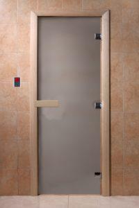 Дверь для саун сатин
